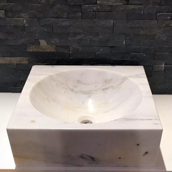 Grade A Chinese Guangxi White Marble