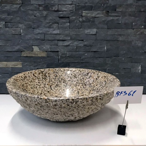 G682 Granite Stone Wash Basin / Sink