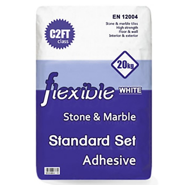 Flexible Standard Set Adhesive