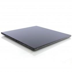 Polished Absolute Black Granite Tiles for Floors & Walls