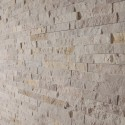 Travertine Split Face Cladding Mosaic Tiles for Walls