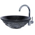 Nero Marquina Marble Stone Wash Basin/ Sink