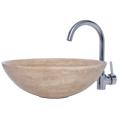 Beige Marble Stone Wash Basin / Sink